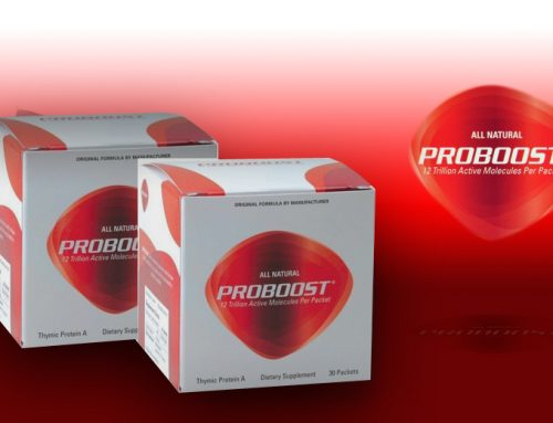 PROBOOST Thymic Protein A at Pulse Nutritional – $43.50 The Worlds's Only Whole Molecule Available