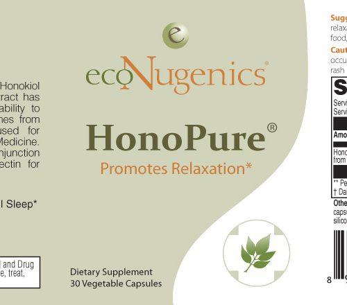 honopure30caps-label