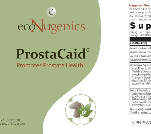 prostacaid-label