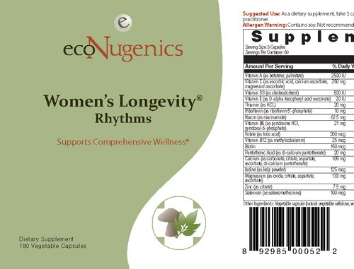 WomensLongevityRhythms-label