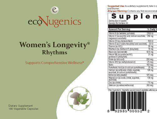 WomensLongevityRhythms-label
